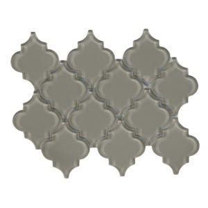 Mosaic Arabesque Charcoal (Misty)